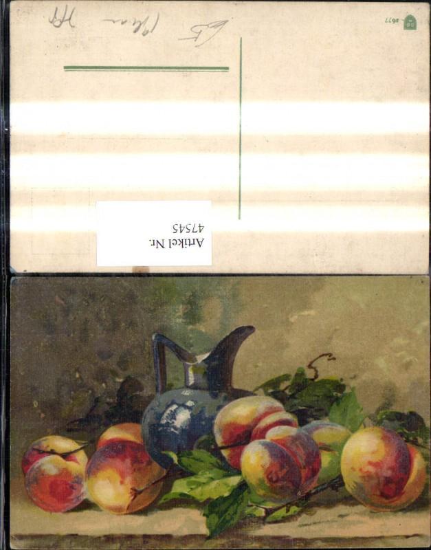 Künstler In Essen künstler ak essen stillleben äpfel bierkrug krug nr 279937