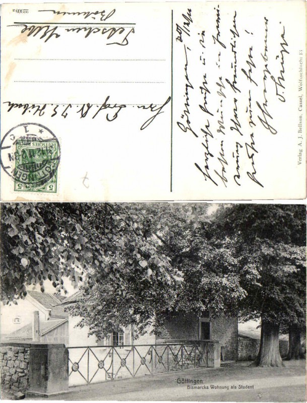 51339göttingen Bismarck Wohnung Als Student Nr 51339 Oldthing