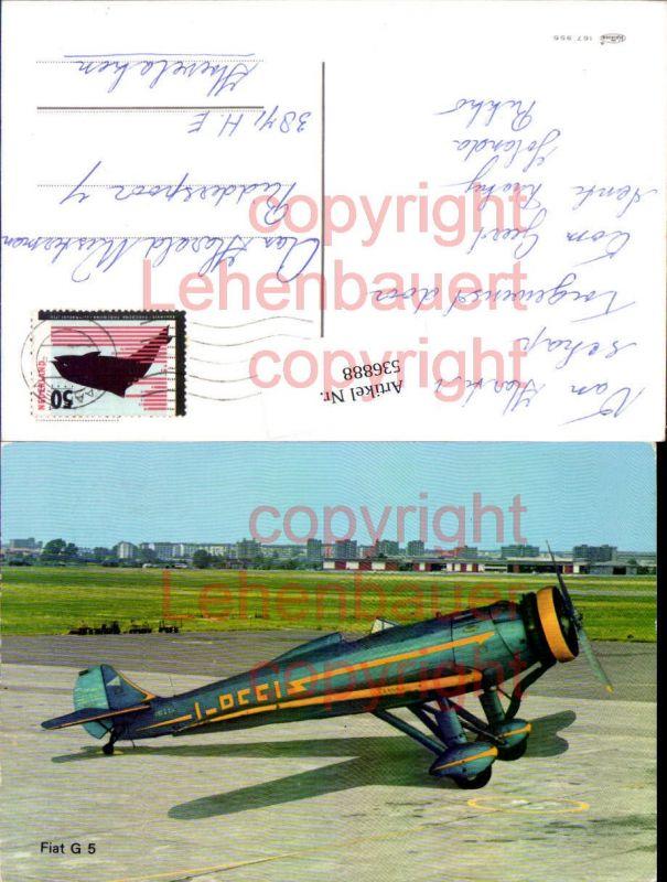 Aviaktik Flugzeug Fiat G 5