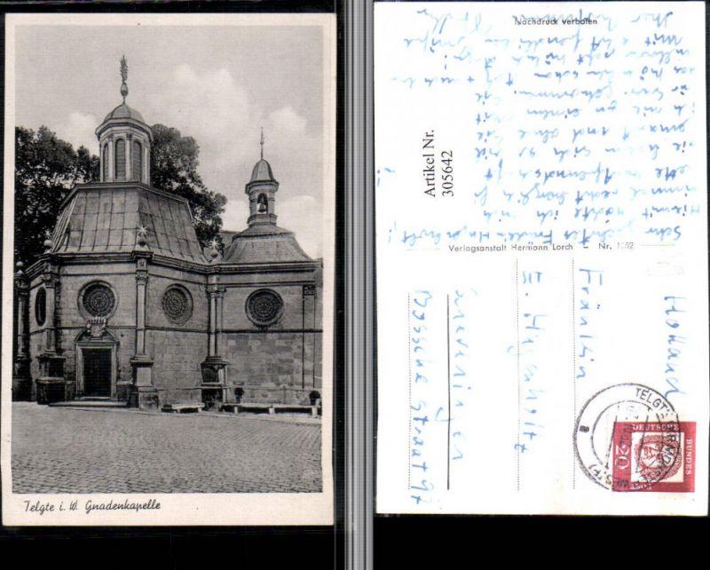 Telgte in Westfalen Gnadenkapelle Kapelle