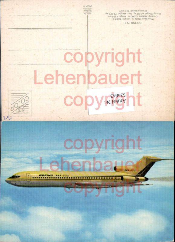 Aviaktik Flugzeug Boeing 727-200