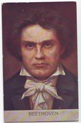 33827;Portrait Beethoven