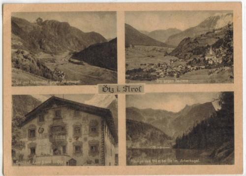 8524;Ötz Gasthaus zum Stern Piburgersee