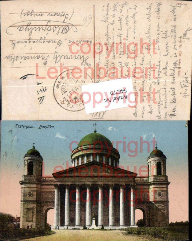 Hungary Esztergom Bazilika