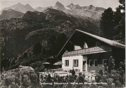 21953;Gröbming Steinerhaus Stoderzinken