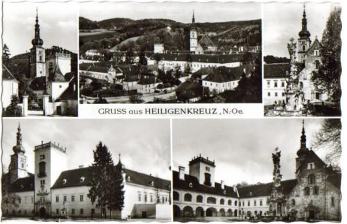 14038;Gruss aus Heiligenkreuz