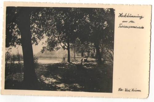 27217;Traisenpromenade St Pölten 1935