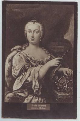 32565;Maria Theresia Anonyme Miniatur