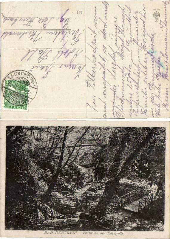 59642;Bad Bertrich Partie a.d. Käsegrotte