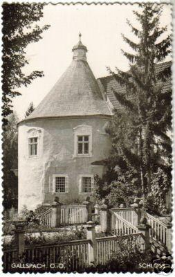 136;Gallspach,schloss