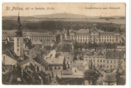28962;St Pölten Schießstättenring Kaiserwald