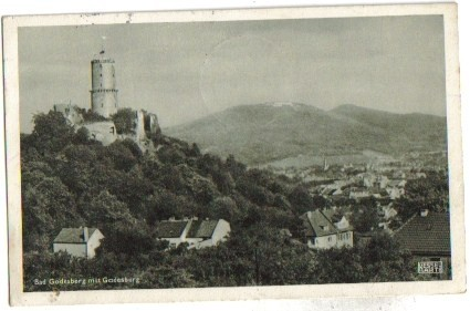 3032;Bad Godesberg m. Godesberg 1920