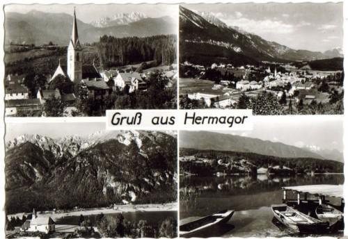 10201;Gruss aus Hermagor Mehrbild