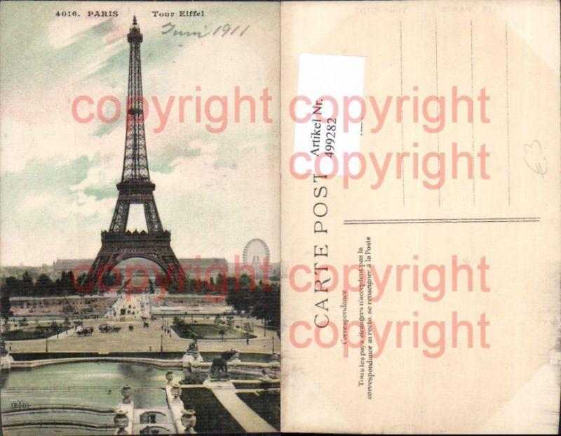 Turm Paris Tour Eiffel Eiffelturm