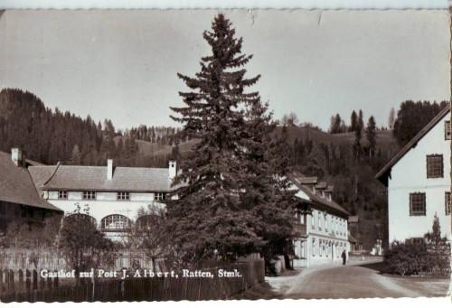 32621;Gasthaus Zur Post in Ratten