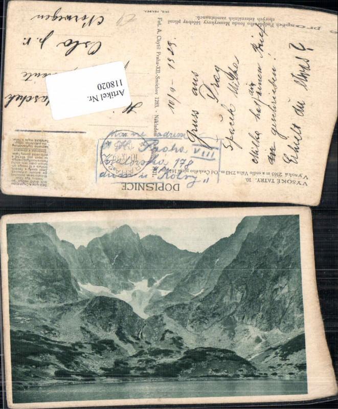 Hohe Tatra Vysoke tatra