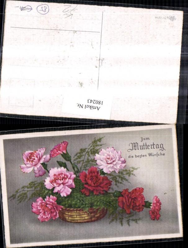 Muttertag Blumen pub Erika 1216