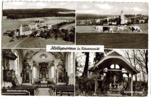 Heiligenbronn b. Schramberg Oberndorf