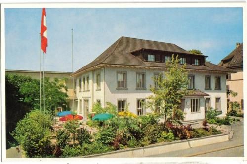 7688;Gasthaus Werkhotel Gerlafingen b. Bahnhof