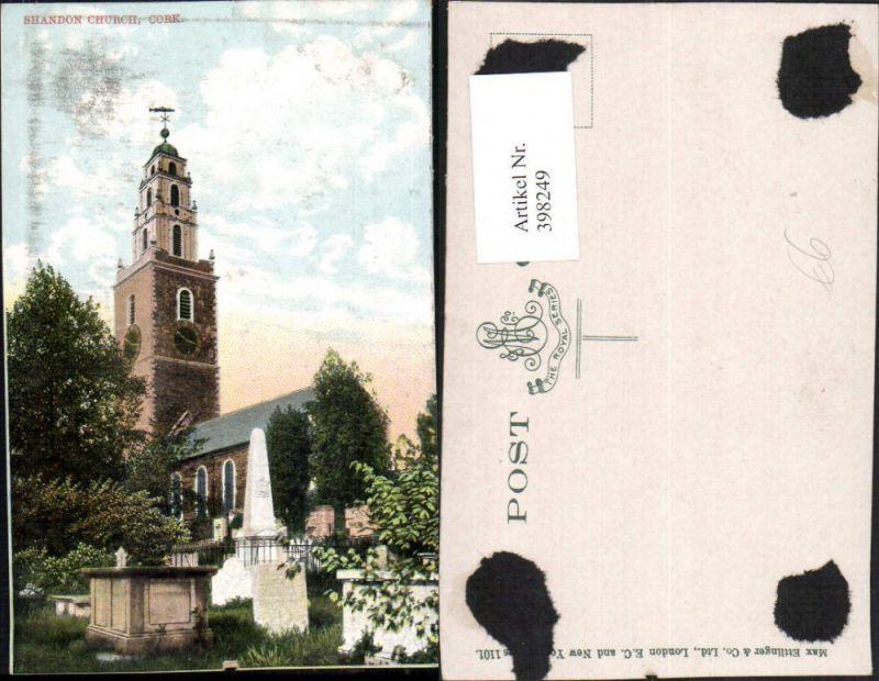 Ireland Cork Shandon Church Kirche