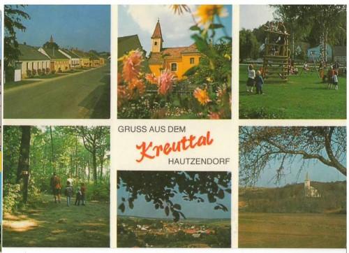 8879;Gruss aus dem Kreuttal Hautzendorf
