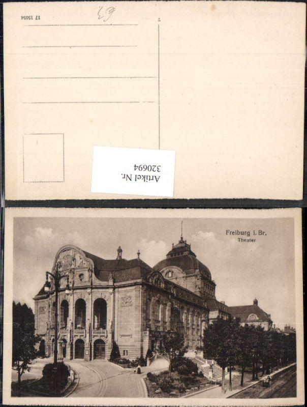 Freiburg i. Breisgau Theater