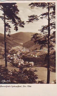 Sommerfrische Unterweissbach Quelitz