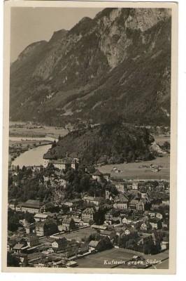 17867;Kufstein gegen Süden Totale 1940