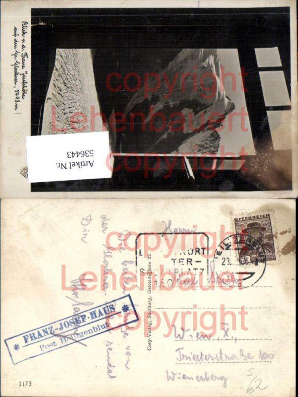Postablagestempel Postablage Franz Josef Haus Heiligenblut