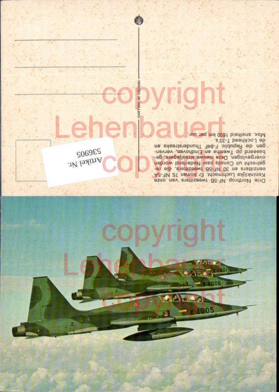 Aviaktik Kampfflugzeug Northrop NF 5B Luftwaffe