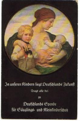 Deutschlands Spende Säuglings Kinderschutz Baby