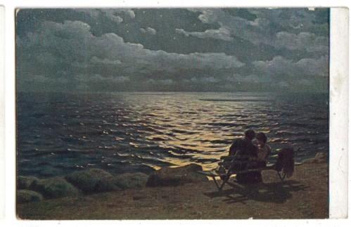 T.S.N. 9 Kalmykoff Mondnacht am Meer