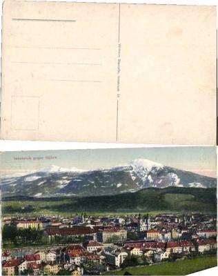 34882;Innsbruck gegen Süden COLOR 1917