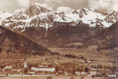 19030;Admont m. Hallermauern