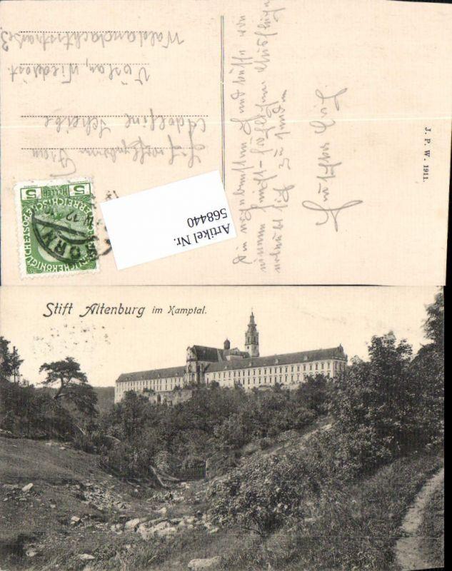 Stift Altenburg bei Horn im Kamptal 1911 Nr. 568440 - oldthing ...