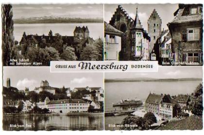 Gruss aus Meersburg am Bodensee  Mehrbild*