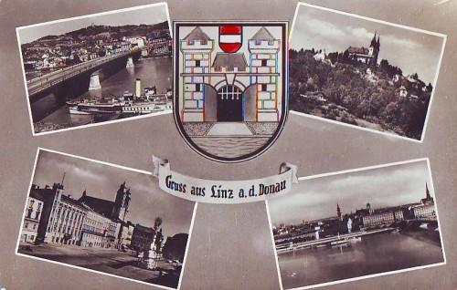 4506;Gruss aus Linz an d. Donau Mehrbild