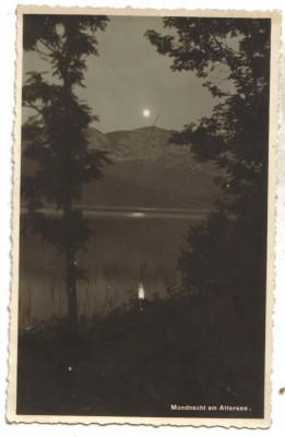 7974;Mondnacht am Attersee 1935