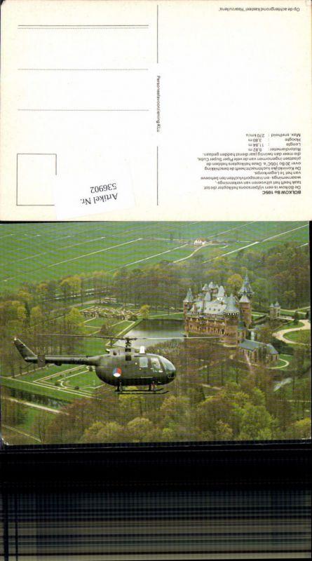 Aviaktik Hubschrauber Bölkow BO 105C Helikopter
