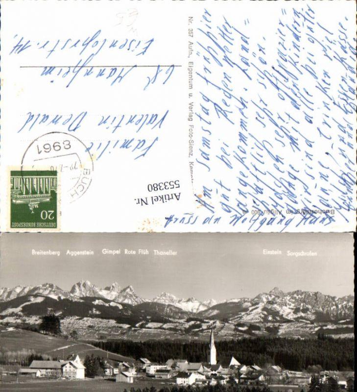 Buchenberg im Allgäu Schwaben