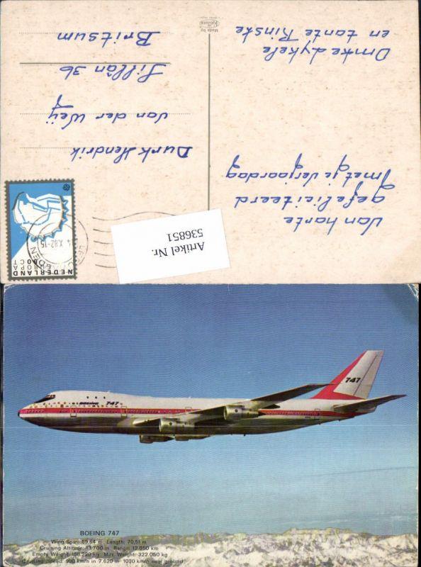 Aviaktik Flugzeug Boeing 747