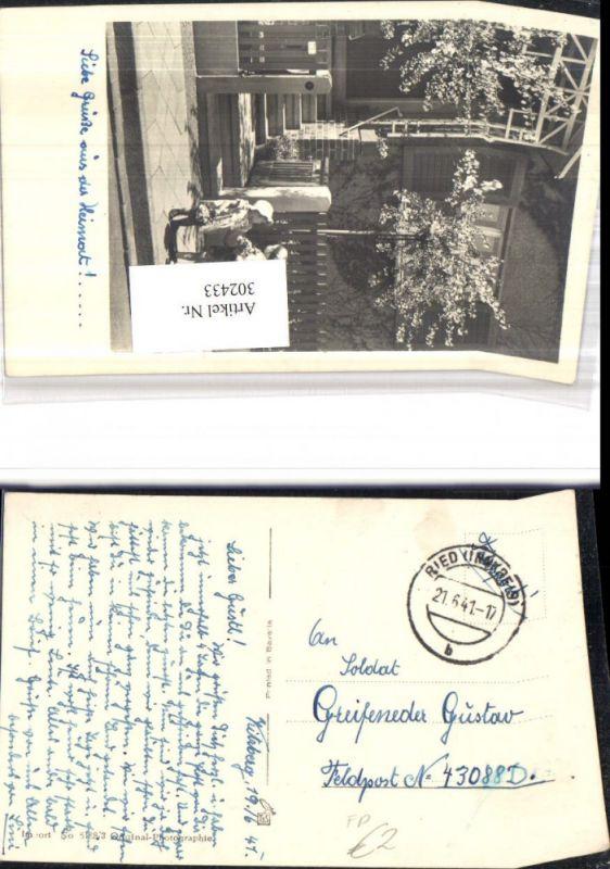 WK 2 Feldpost Dienststelle 43088 D Greifeneder Gustav 1941