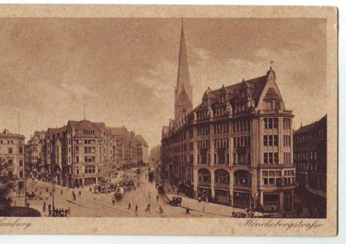 29863;Hamburg Mönckebergstrasse