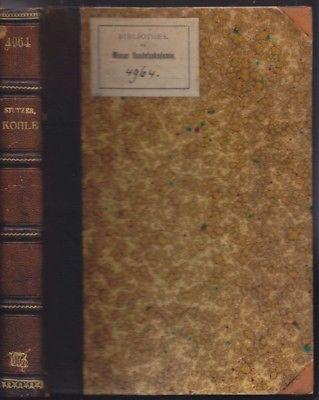 STUTZER, Kohle (Allgemeine Kohlengeologie). 1914
