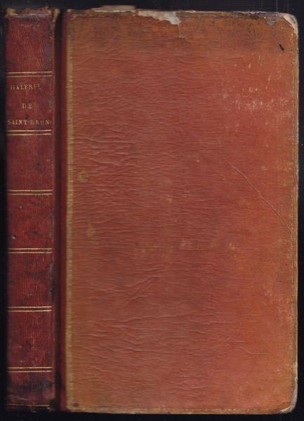 LE SUEUR, Galerie de Saint Bruno, fondateur de... 1808