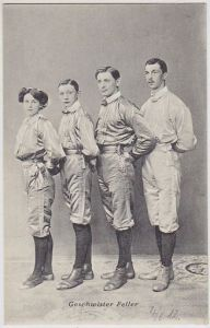 Geschwister Feller. 1900