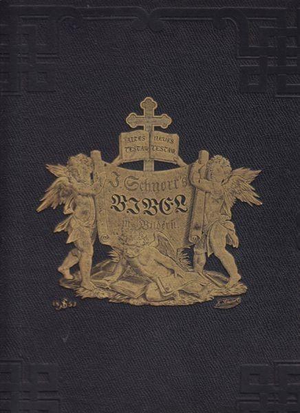 SCHNORR v. CAROLSFELD, Die Bibel in Bildern. 1852