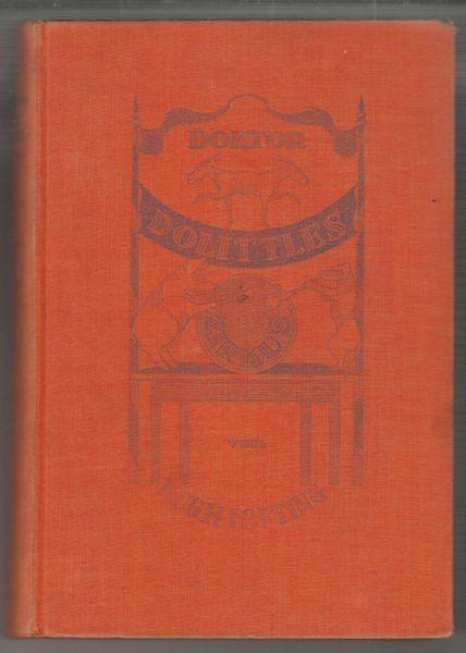LOFTING, Doktor Dolittles Zirkus. Übertr. v.... 1930