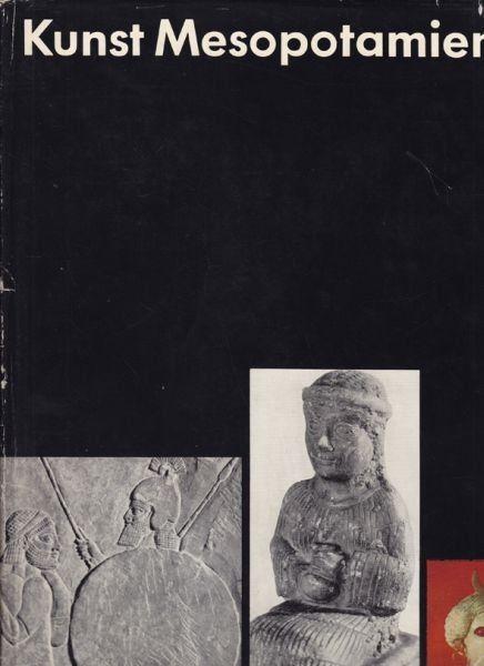 CHAMPDOR, Kunst Mesopotamiens. 1964