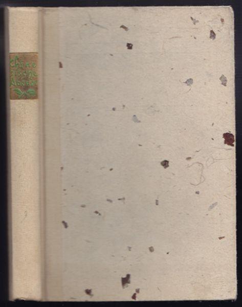 Chinesische Abende. Novellen und Geschichten.... 1922